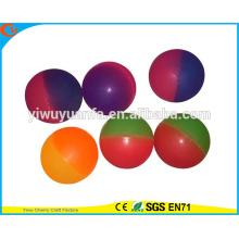 Высокое качество продвижения резины красочные совместные прыгающий мяч игрушка для малыша
