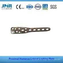 Proximal Humerus seitliche Verriegelungsplatte LCP Platte Orthopädische Platte