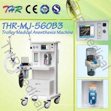 Tipo Económico Máquina de Anestesia Hospitalaria