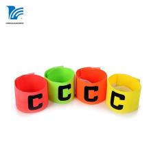 Kundenspezifische elastische Armbinde Football Captain Armband