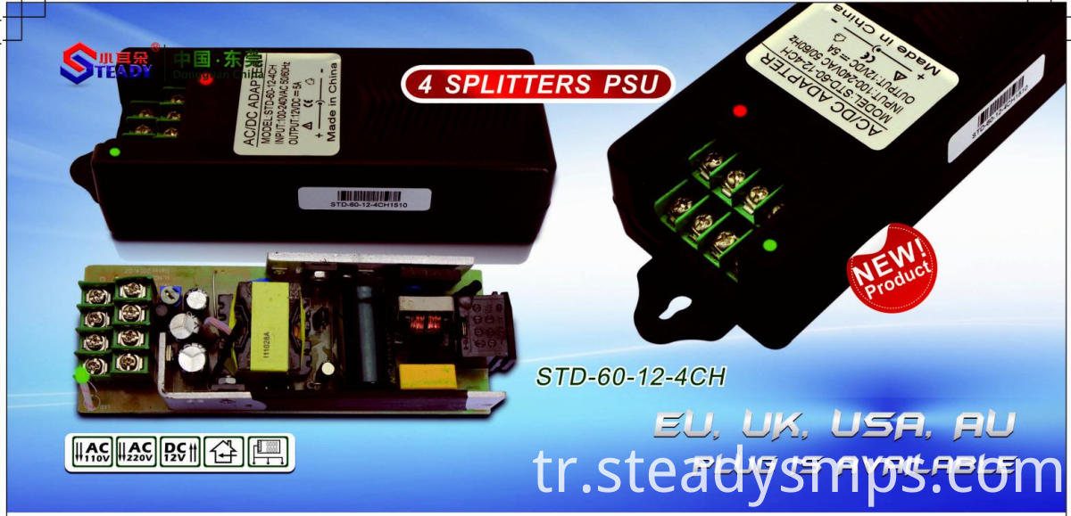 Power Supply Splitter