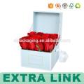 Qualitäts-schöner Druckblumen-Verpackungs-Papierkasten