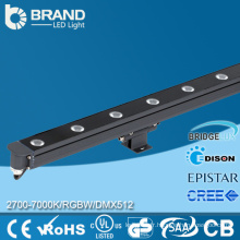 Chine Fabrication DMX Control Outdoor IP65 Shanghai LED Wall Washer RVB