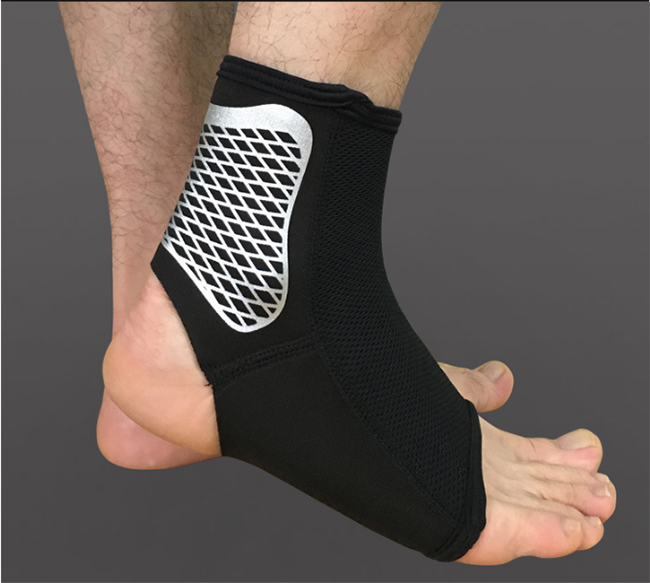 compression ankle pad