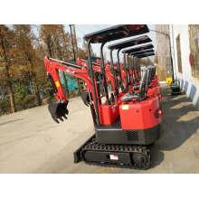 1ton Excavator Mini Excavator for Sale with Best Price