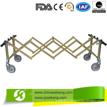 China Manufacturer Aluminum Alloy Church Trolley