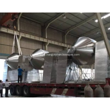 Magnesium nitrate Double Cone Rotary Vacuum Dryer