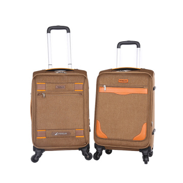 carrying case suitcase travel classic trolley luggage bag