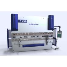 3 Axis 30t / 1600 Prensado CNC con Prensa CNC Delem Da52s 30 Toneladas