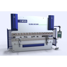 3 Axis 30t / 1600 Freio de Prensa CNC com Delem Da52s Prensa CNC 30 Toneladas