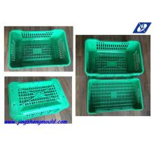Preço de molde de caixa de commodities de plástico