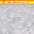 Confettis del papel de la flor blanca, confeti del favor del banquete de boda, confeti blanco
