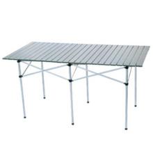 Table à roulement en aluminium pliante pour l'extérieur (CL2A-AT04B)