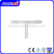 JOAN LAB Tubos de conexión para cristalería en forma de T con extremos dentados Proveedor