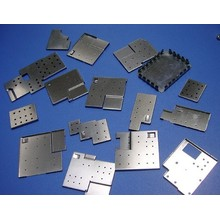 Deep drawn aluminum stamping parts