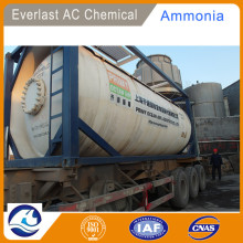 Refrigerant Gas Liquid Anhydrous Ammonia Price for Import
