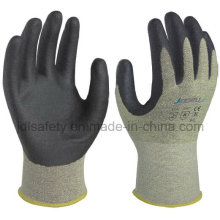18 Gauge Cut Resistant Work Glove with Foam Nitrile Coated (NK3040)