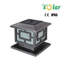 Outdoor Salable CE solar lighting decorative solar garden light;garden lighting stone garden lamp(JR-3018)