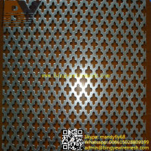 Aluminum Perforated Metal Sheet for Decoration