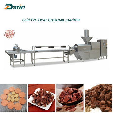 Dental Care Cold Extrusion Pet Treat Maszyna do formowania