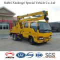 16m Isuzu Aerial Platform Truck with Hoisting Hook