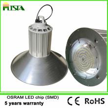 Luz alta da baía do diodo emissor de luz do poder superior / luz industrial com microplaqueta de Osram