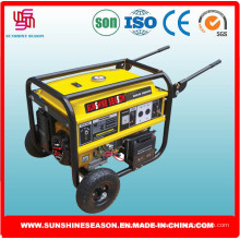 Conjunto de generador de gasolina 6kw para suministro exterior con CE (SV15000E2)