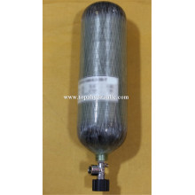 Threaded seamless gas bottle regulator