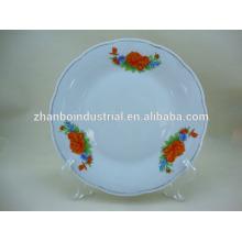 Керамический фарфоровый пластинчатый резец