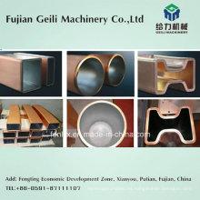 China Proveedor de tubo de molde de cobre para máquina de fundición continua