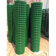 El mejor precio de alambre soldado Eurfence con PVC recubierto