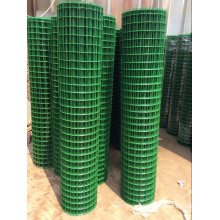 Welded Wire Mesh Eurofence in PVC
