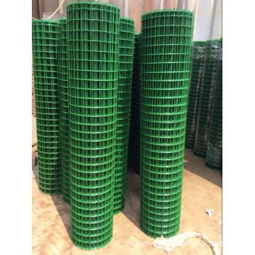 The Best Price Welded Wire Eurfence with PVC Coated