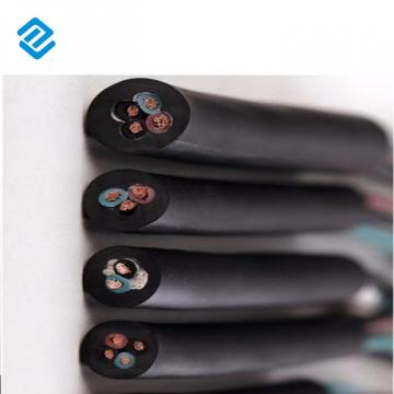 Factory Oil Resistant Cable Rubber Cooper Cable