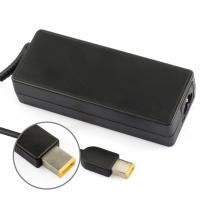 pour Lenovo 20V4.5A Square Yellow Tip Adaptateur pour ordinateur portable