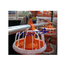 leon Automatic Pan Poultry Feeding System