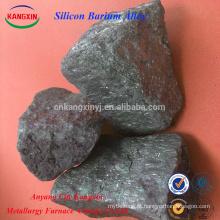 ligas de bário de silício e cálcio usadas como desoxidante