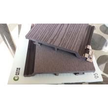 Tablero de pared compuesto plástico de madera impermeable