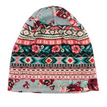 Outdoor wholesale colorful winter custom sports beanie hat with your personal logo