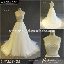 Fornecer todos os tipos de vestidos de casamento 2017