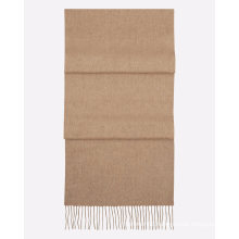 100% Cashmere Solid Scarf