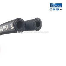 Raccord hydraulique de tuyau de tube en caoutchouc de SAE 100 R16 / R17