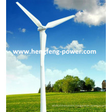 low speed permanent magnet generator type 50kw wind turbine