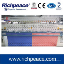RPQ 424 Computerized Multi-color Single-roll Quilts quilting and embroidery machine