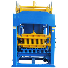 QT4-15 automatic cement block making machine concrete brick making machine