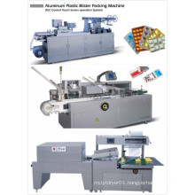 Turnkey Project for Capsule /Tablet Blister Packing and Cartoning Machine Line