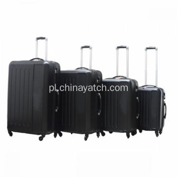 Hard Shell Spinner 4pc Set Trolley Luggage
