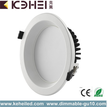 CE y RoHS Approved LED regulable Downligh 12W