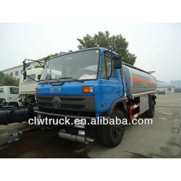 15000L DongFeng camión cisterna de petróleo