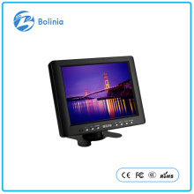 8 pulgadas HD Touch Monitor